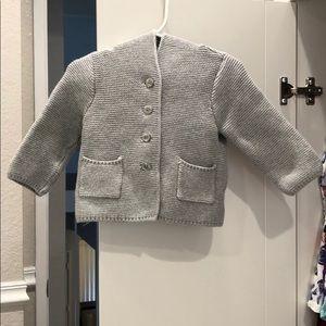 Baby Gab sweater
